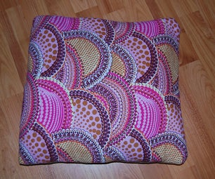 How to Make a Quillow (blanket/pillow)