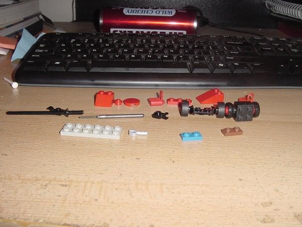 How to Make a Lego Spy Car