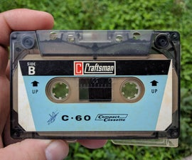Intro to Cassette Recorder Operation, Maintenance, and Repair