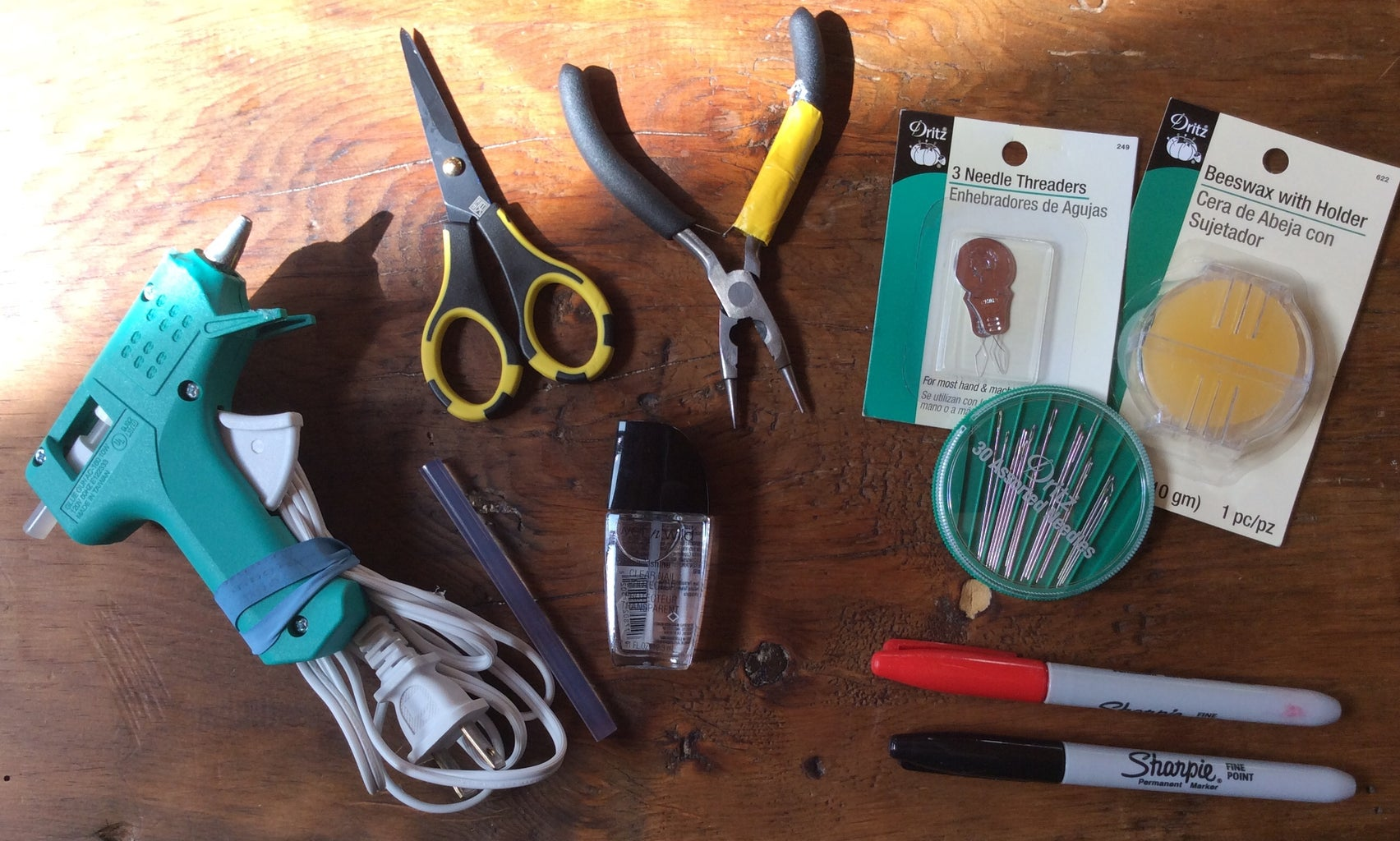 Gather Tools & Supplies