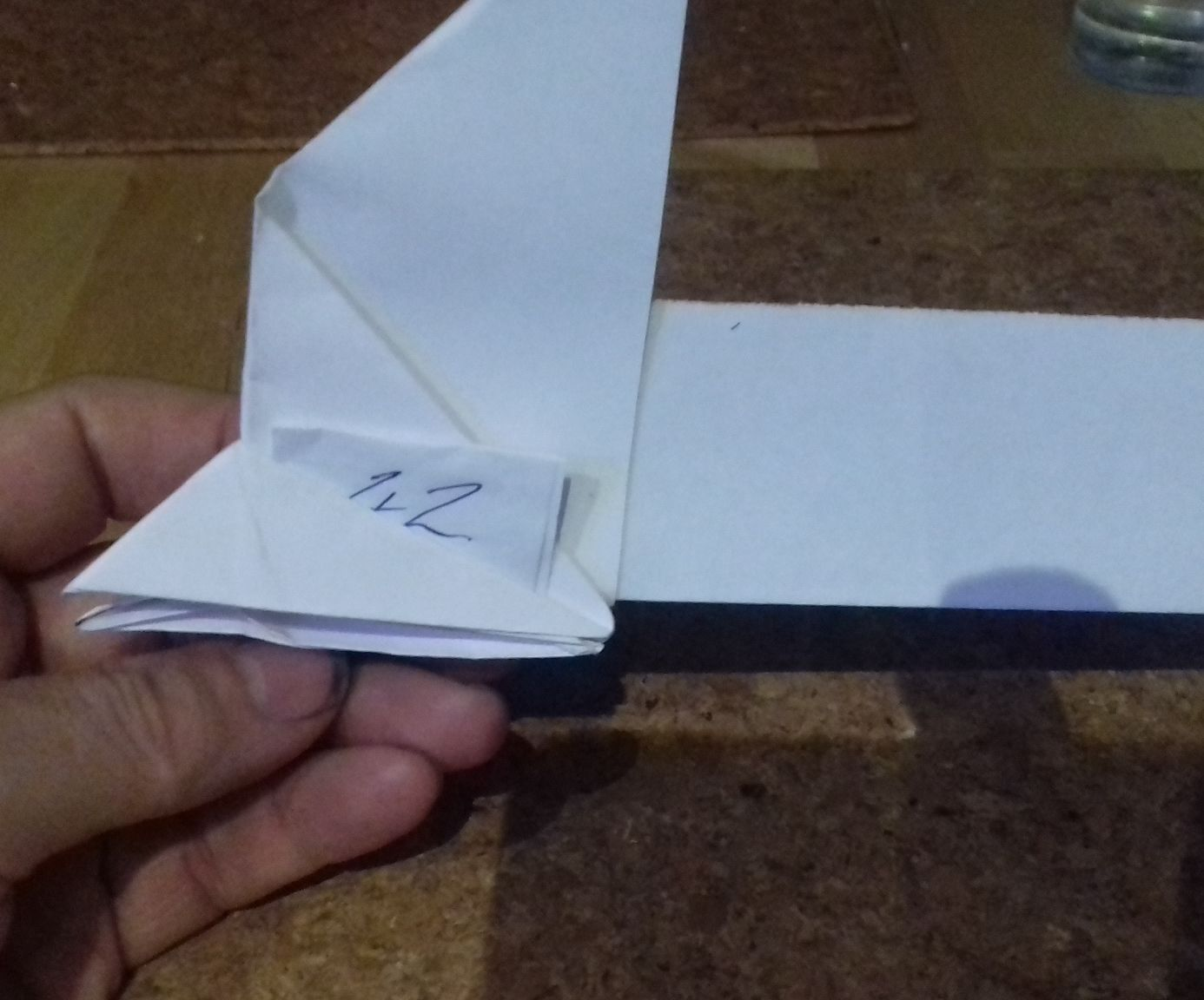 Messenger Plane