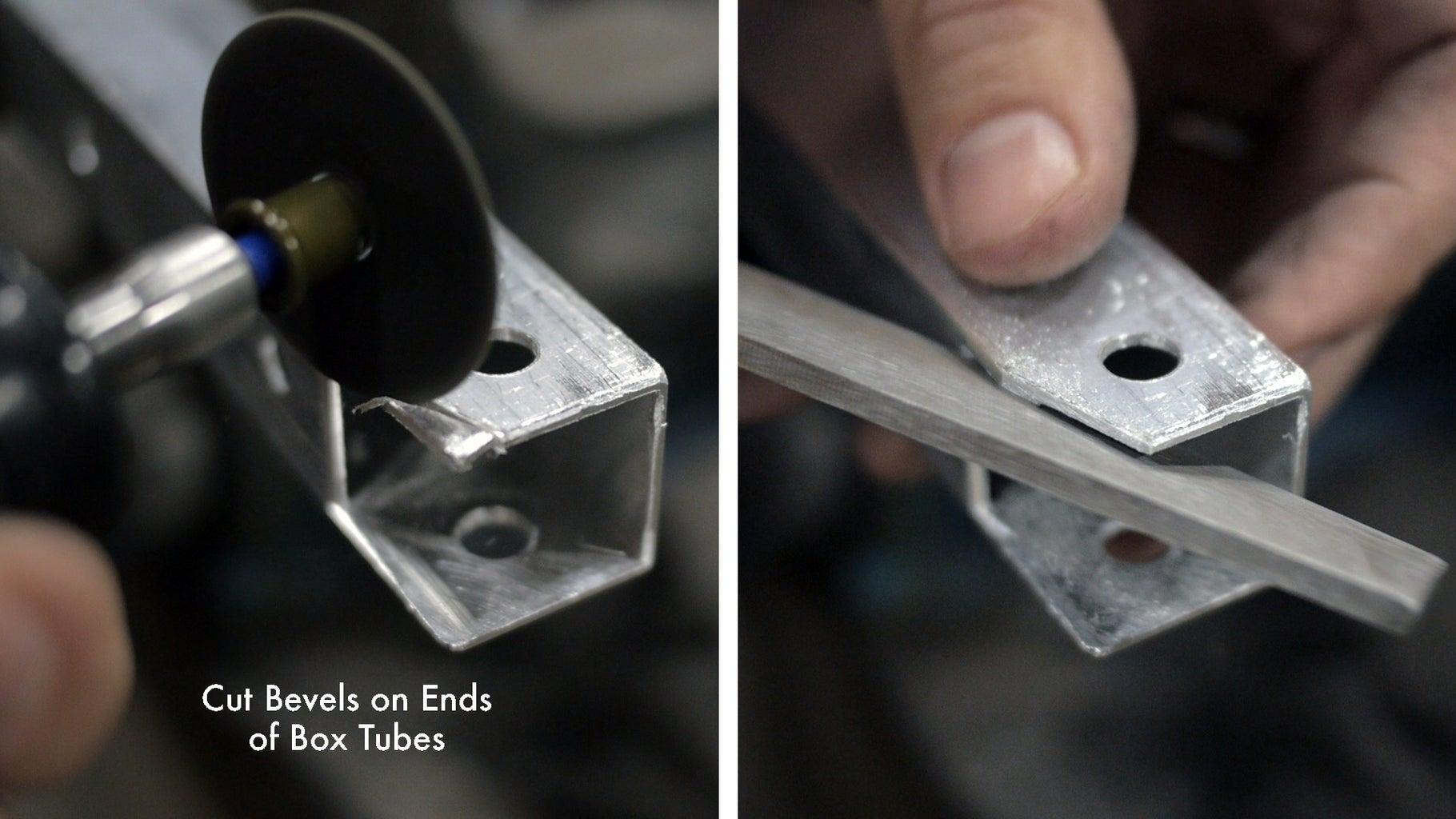 The Perpendicular Box Tubes