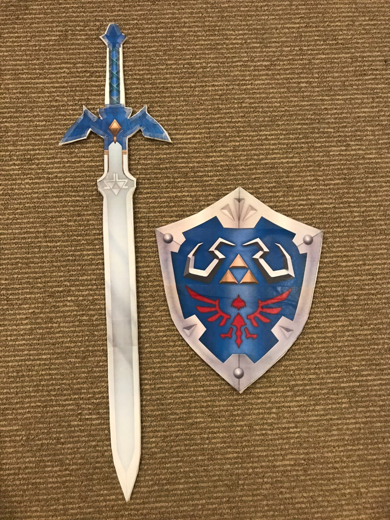 Weapon - Sword & Shield