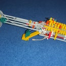 Very powerfull K'nex gun