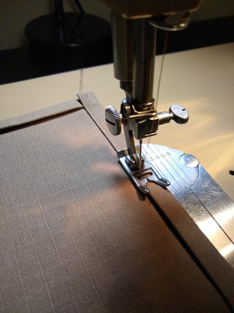 Step 3: Stitch the Hem