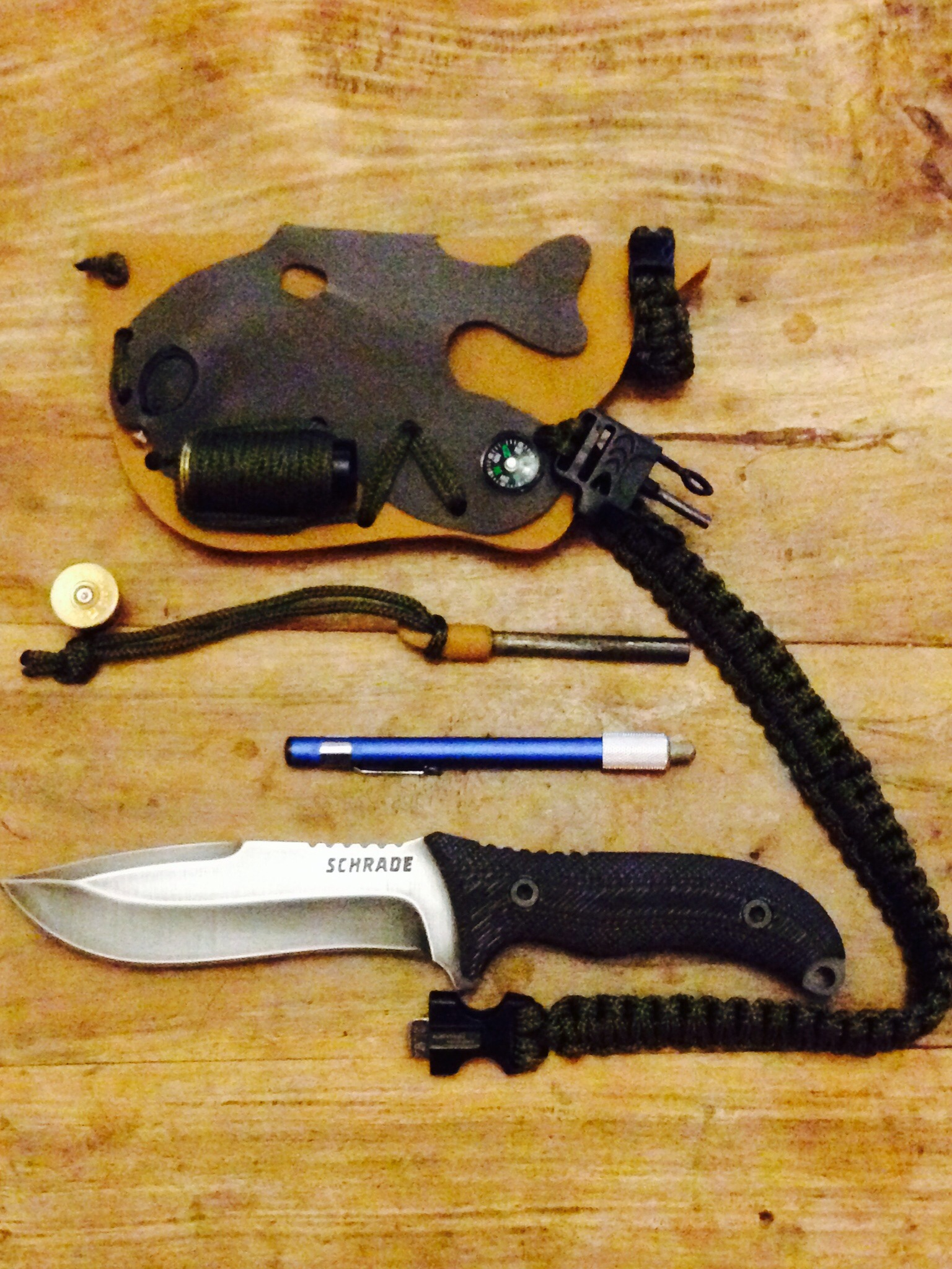 Survival Knife Sheath