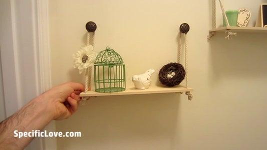 Hanging the Shelf