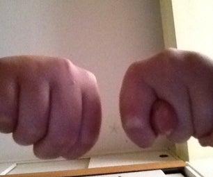 Pull Thumb Off Trick!