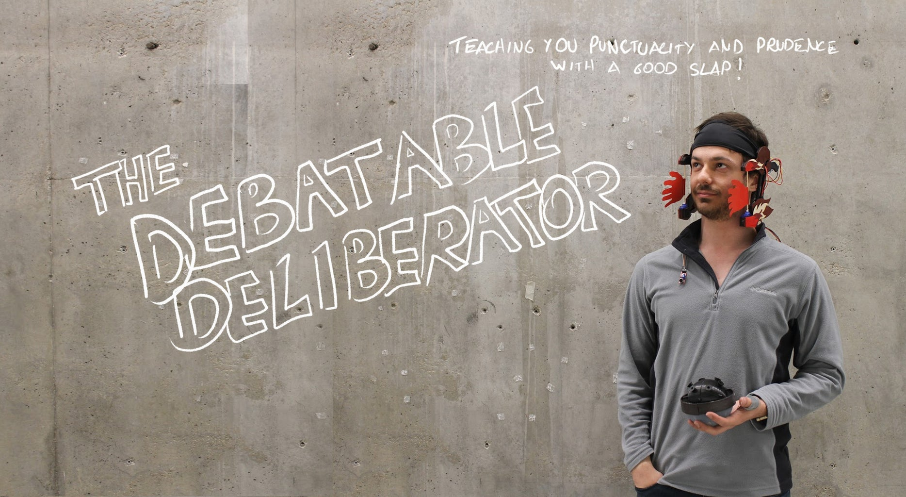 The Debatable Deliberator