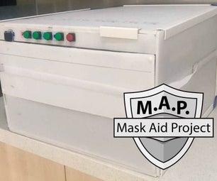 Mask Reborn Box: New Life for Old Masks