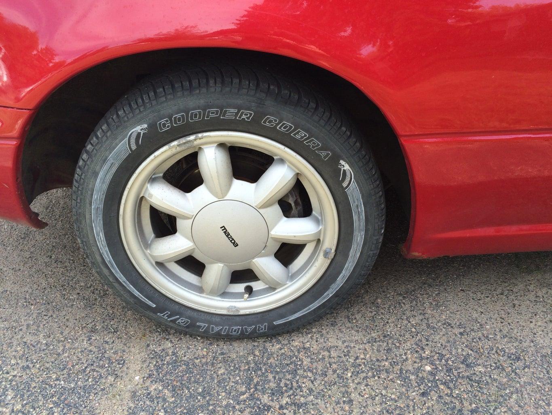 Tire Make Over