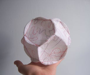 Sew a Dodecahedron