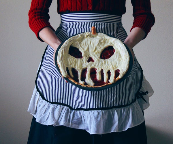 Strawberry Sleeping Death Pie