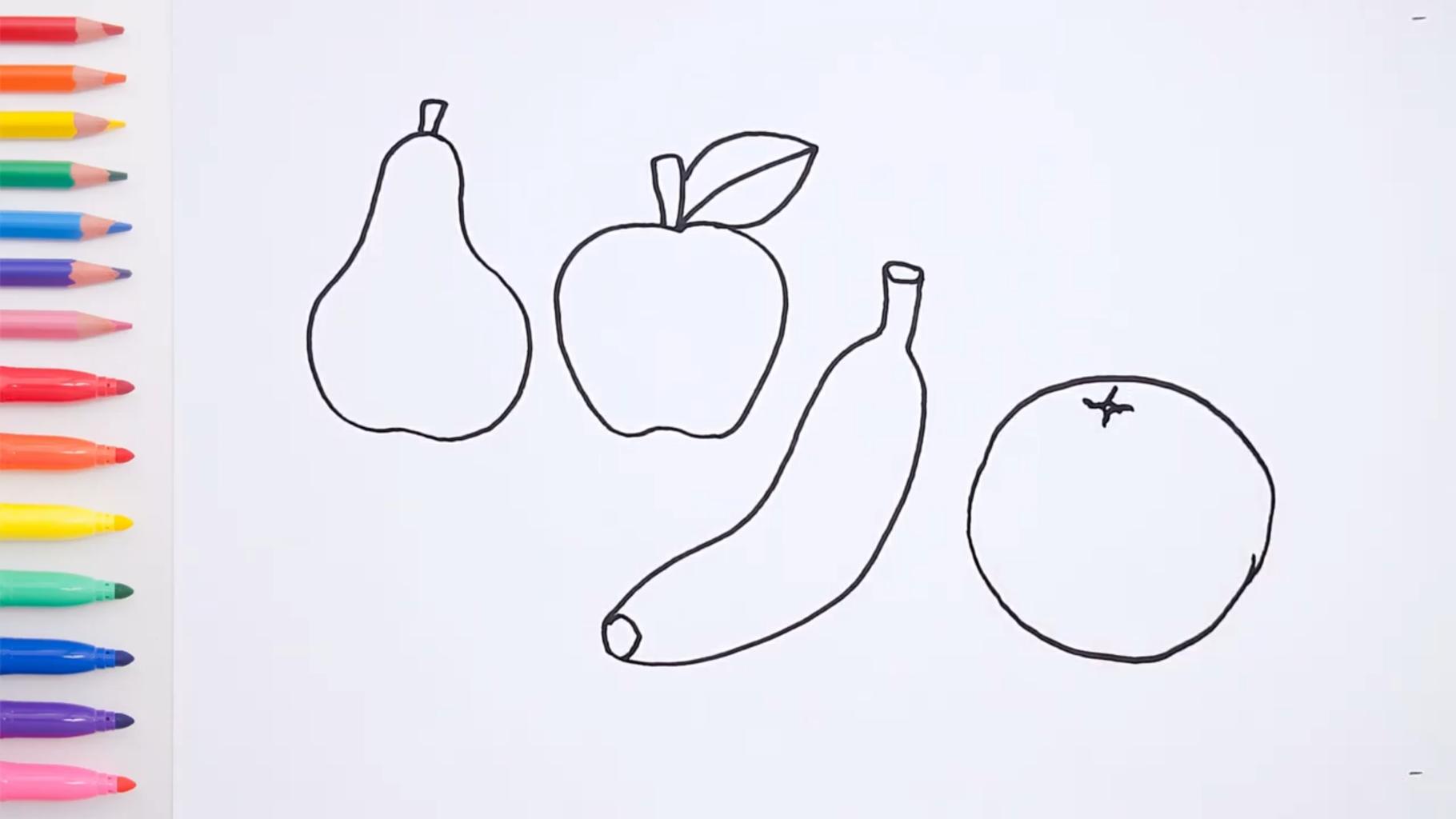 Draw the Orange