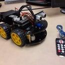 Medina's Smart Robot Car Kit 3.0 Plus