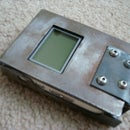 Steel MP3 Case