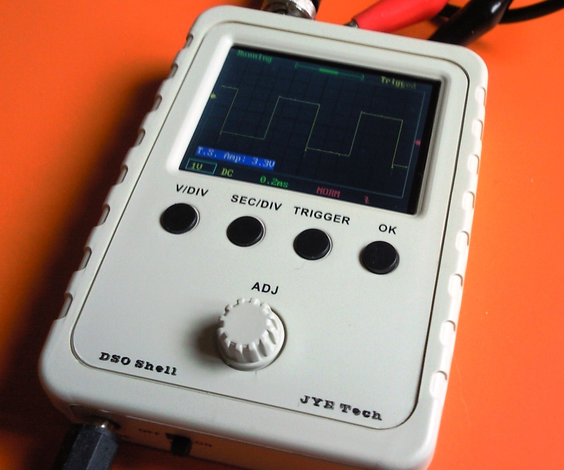 DIY Oscilloscope Kit - Assembling and Troubleshooting Guide