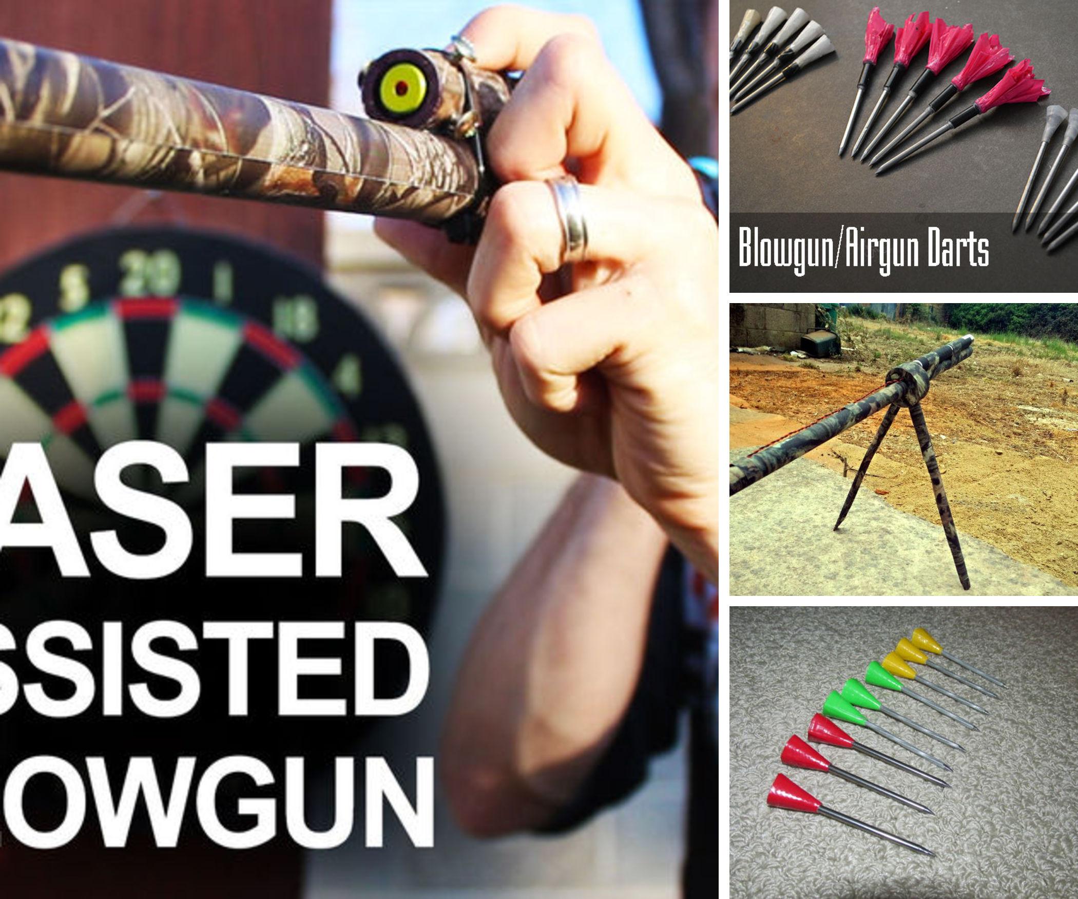 Blowguns and Ammunition