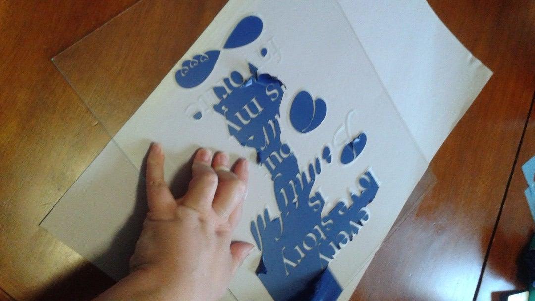 Design Your Stencil