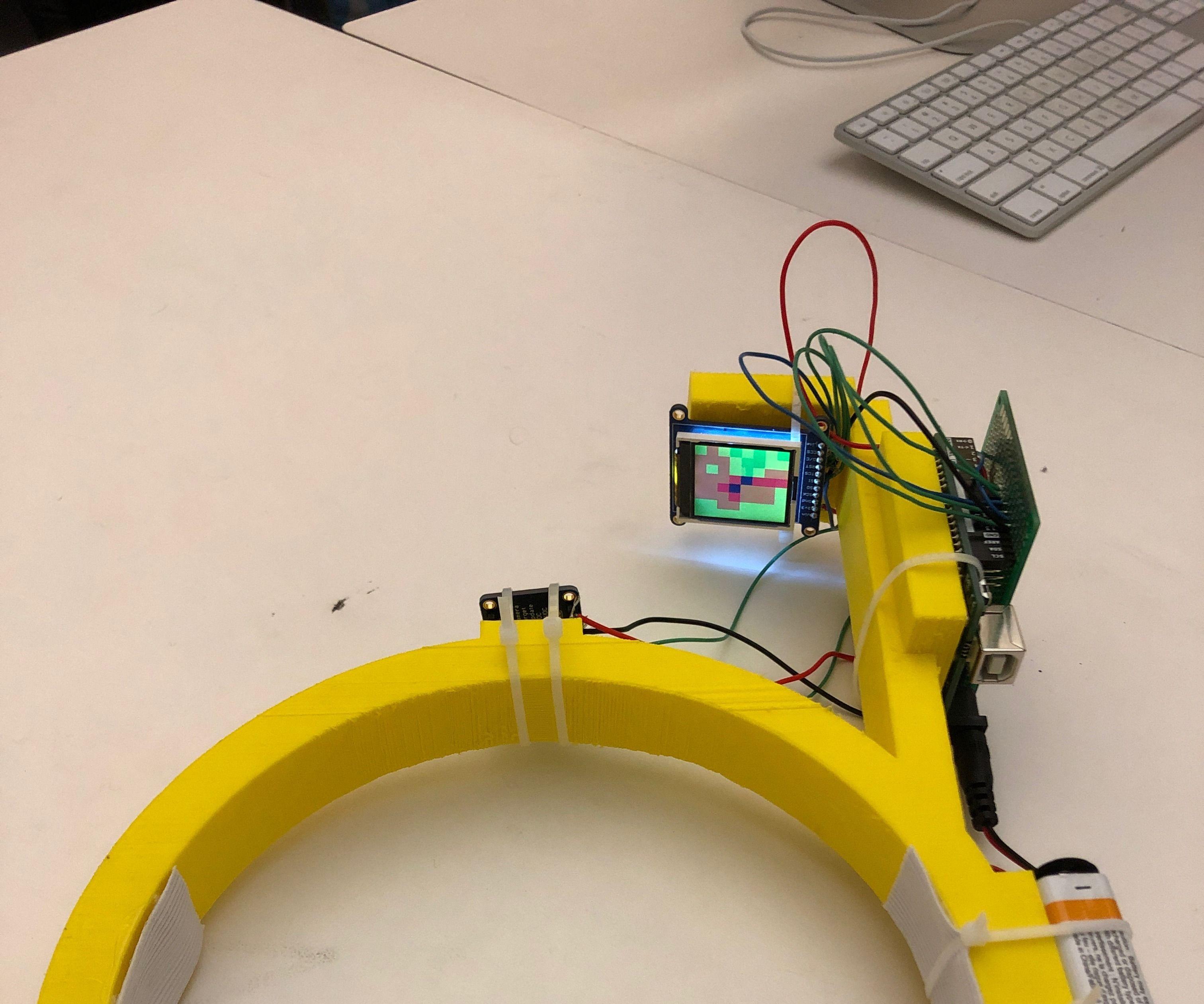 Third Eye (Arduino Project)