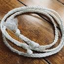 Braided Micro Cord Bracelet