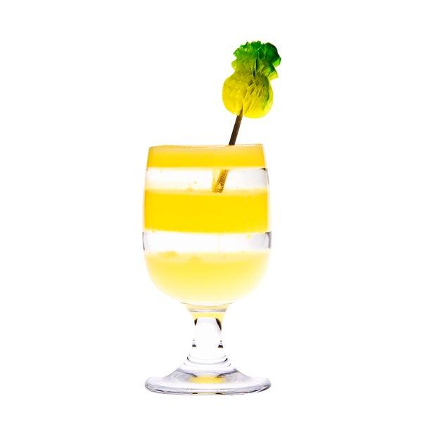 Molecular Cocktail - Screwdriver by MOLECULE-R