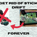 Understand Controller Stick Drift and a Mod to Get Rid of It Forever! (overkill)