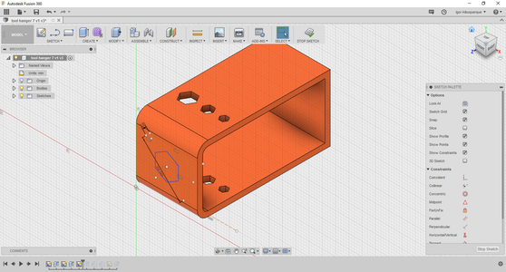 Designing With Fusion 360
