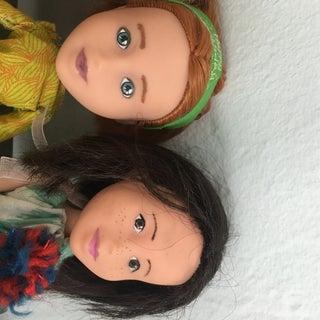 Make Under a Bratz Doll