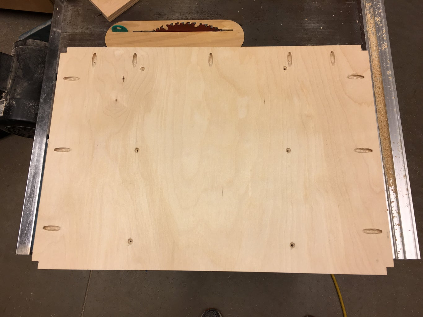 Cut and Install the Bottom Piece