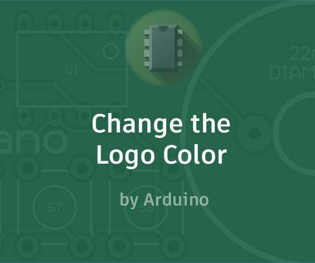 Change the Logo Color
