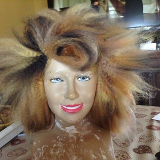 How to Make a Cats Wig