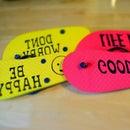 Custom Flip Flops (CNC)