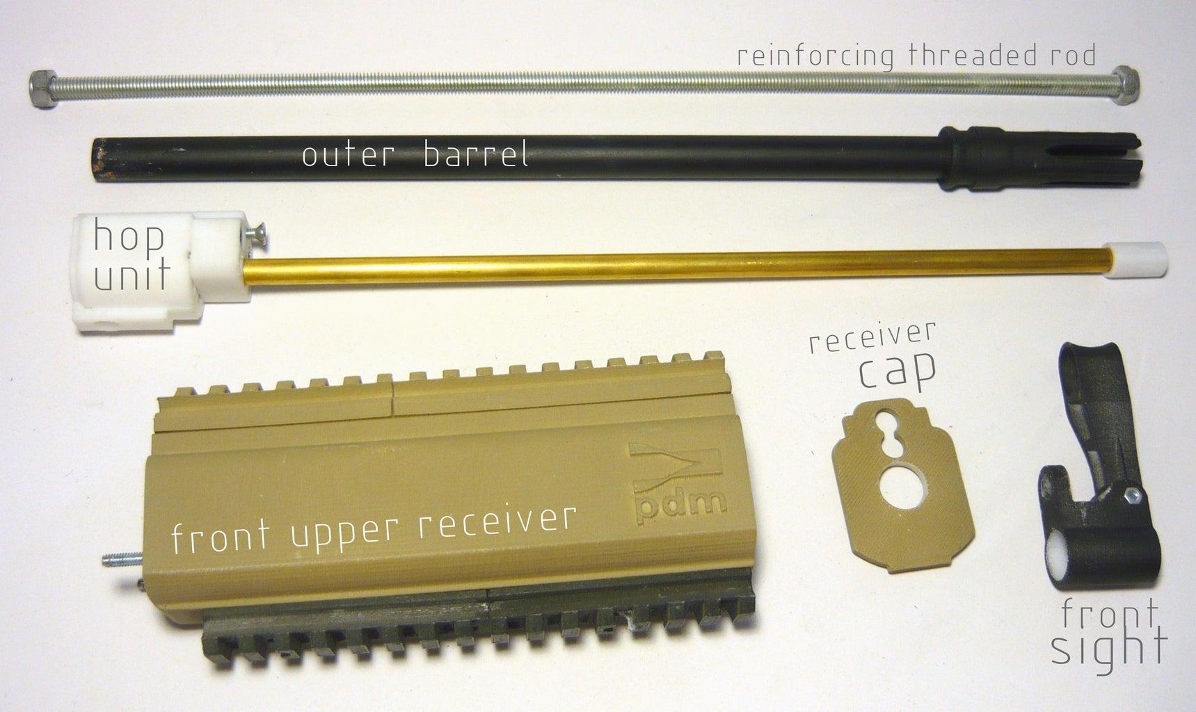 FRONT UPPER RECEIVER