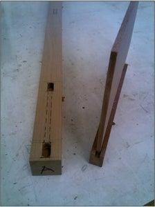 Side Construction: Rails & Panels