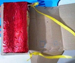 Kids' Purse From Empty Juice Tetra Box