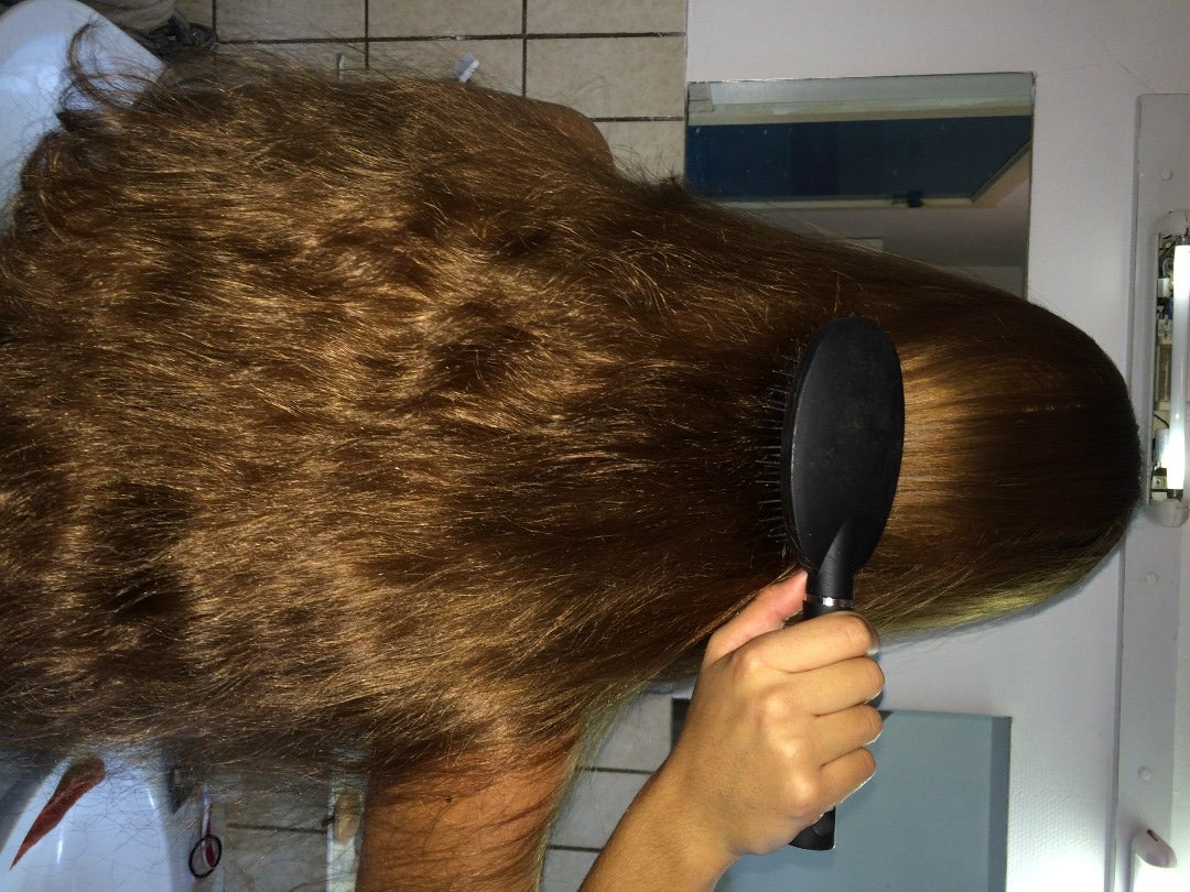 Stap 1: Borstel Je Haar