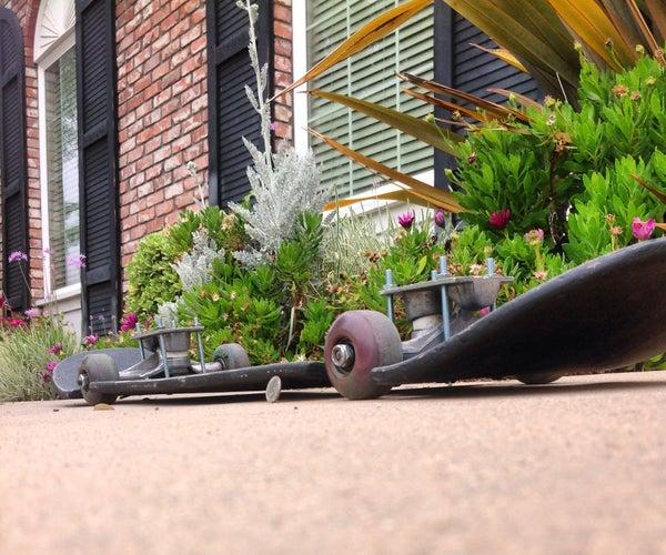 Hellaflush Skateboard