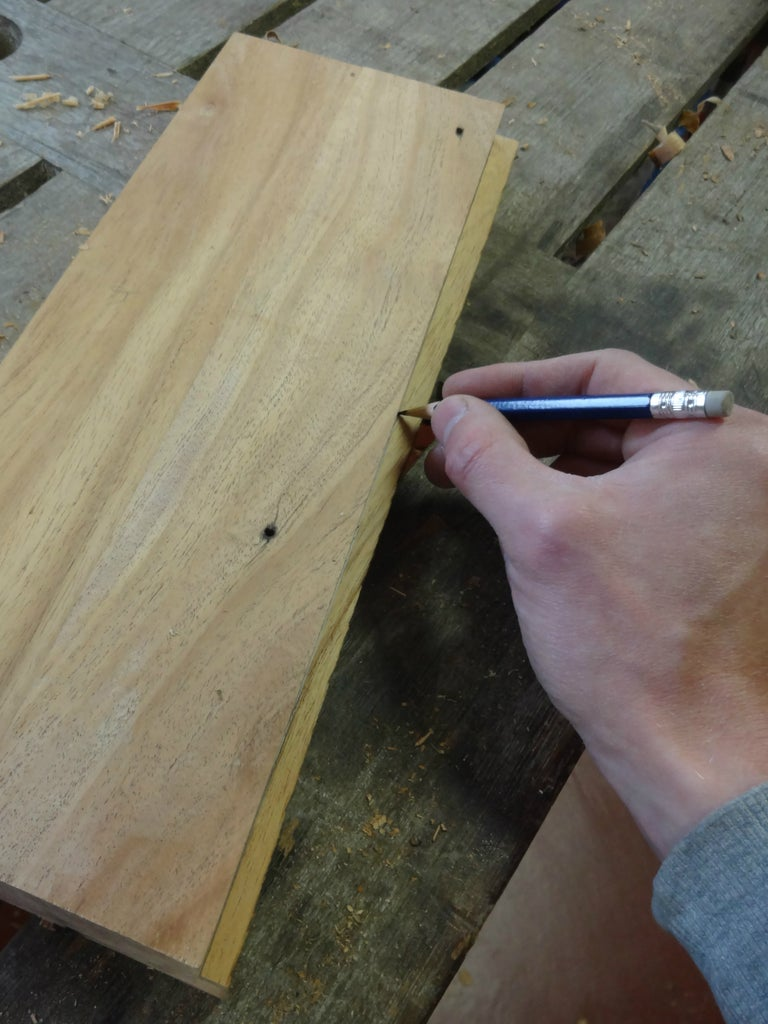 Planing and Dimensioning the Sides