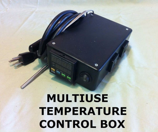 How to Automate ANY Temperature Controlled Process