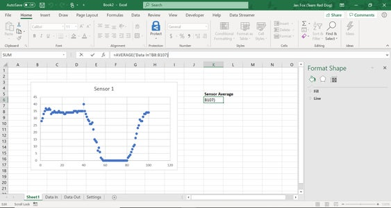 Visualizing Data: Excel! Part 2