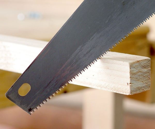 Making Perfectly Straight Cuts