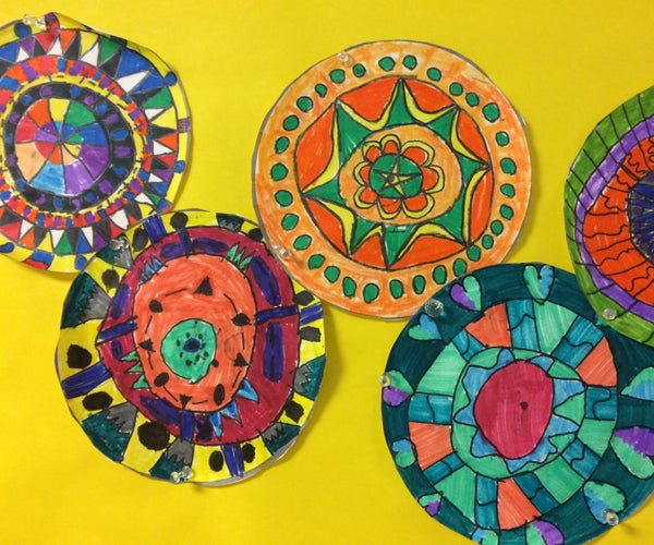 How to Make Your Own Mandala Coloring Page