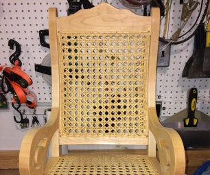 Grandpy's Rocking Chair
