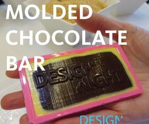 Molded Chocolate Bars