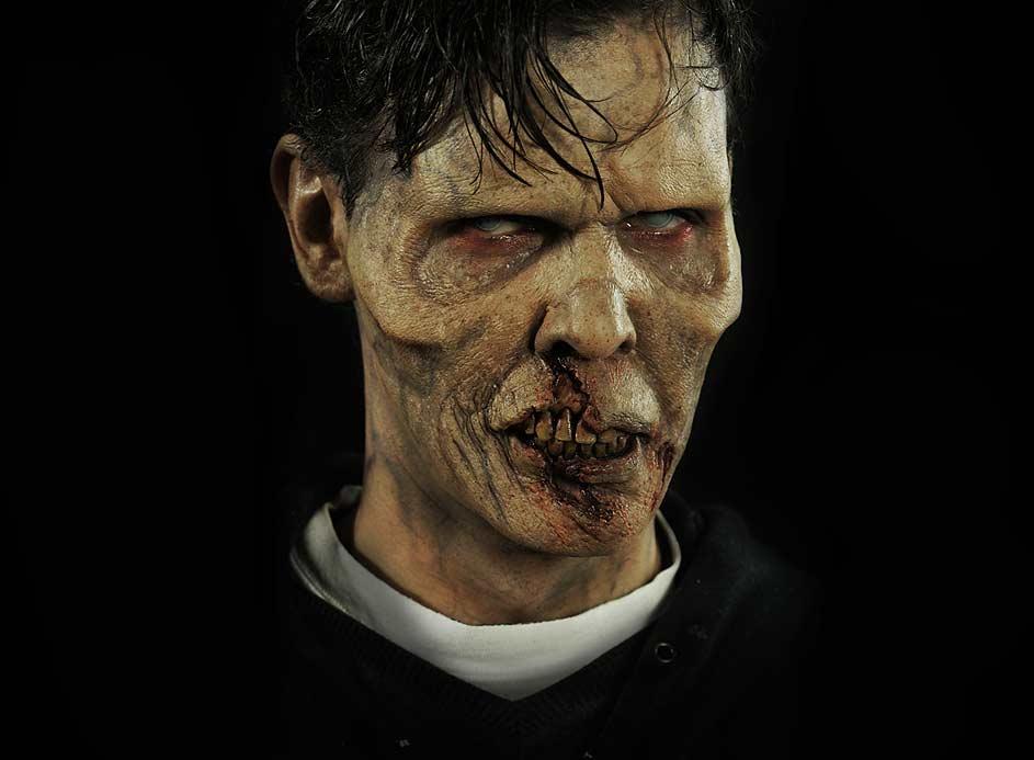 Zombie Prosthetics & Makeup Kit How To Video - World War Z Style Trailer