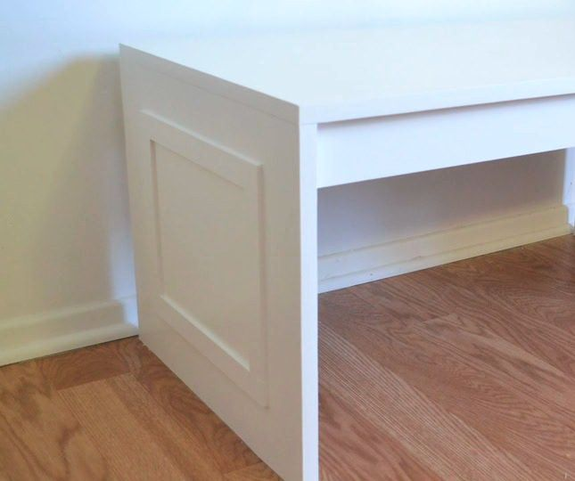 How to paint MDF: quick tip