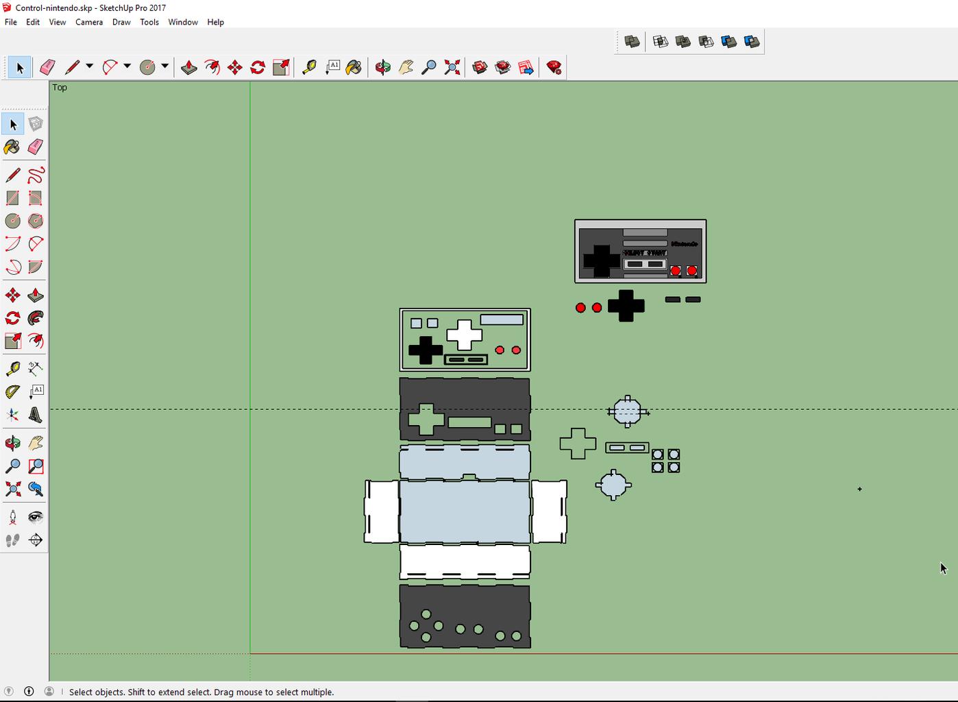 Diseño De Gamepad