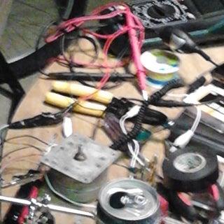 USB Bike Generator
