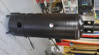 100 Lb Propane Tank Smoker Build 10 Steps With Pictures Instructables